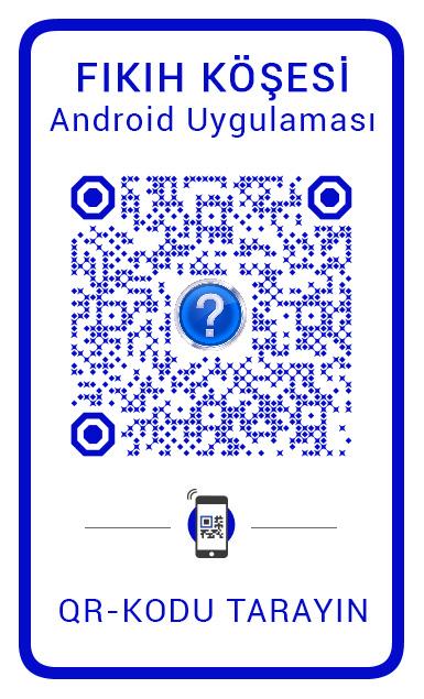 Fikih Kösesi QR-Code vertikal